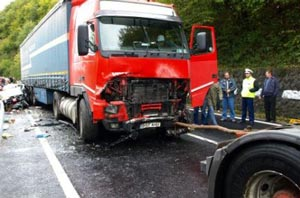 Accident Ocna Mures