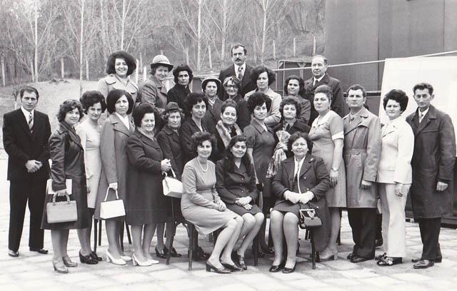 Anii '70 - '80 ... şi dascălii noştri