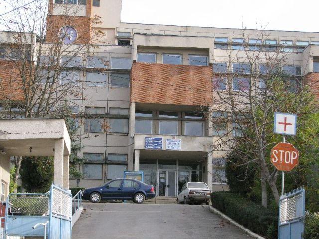 Spitalul din Ocna Mures